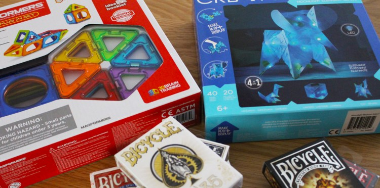 STEAM Toys to fill the summer days