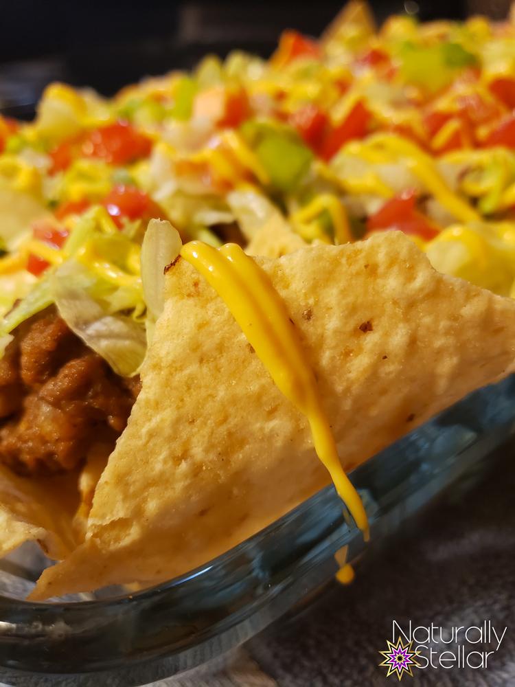 Taco Tuesday Is Now Loaded Cheesy Nachos Night