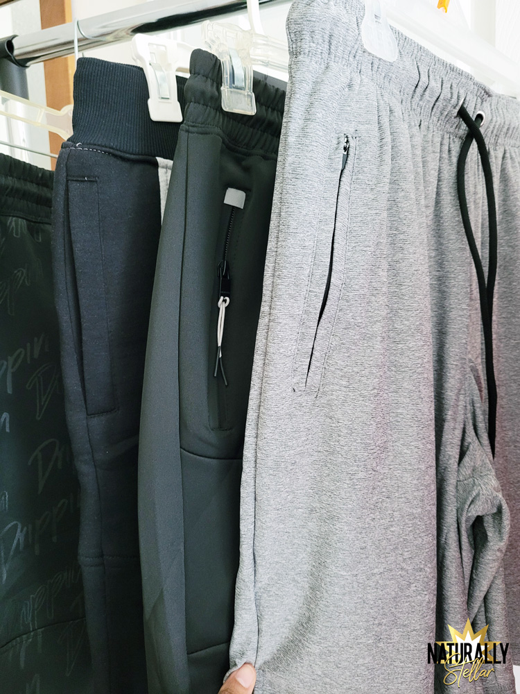 Burlington has a good variety of boys bottoms at excellent prices for back to school   Naturally Stellar