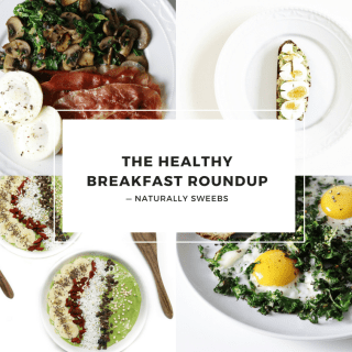 Healthy Breakfast Roundup
