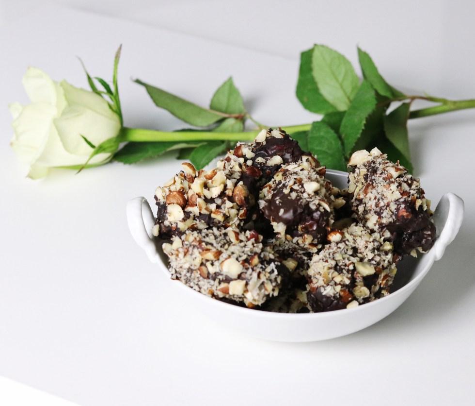 Chocolate Hazelnut Dates