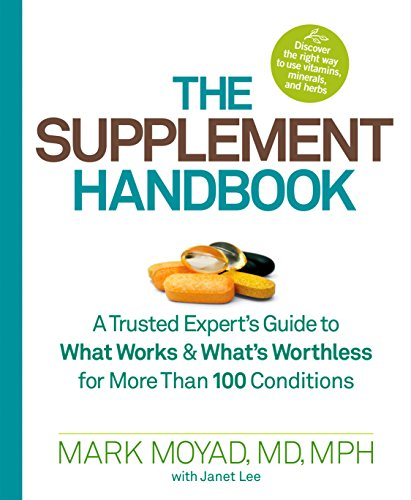 Book The Supplement Handbook