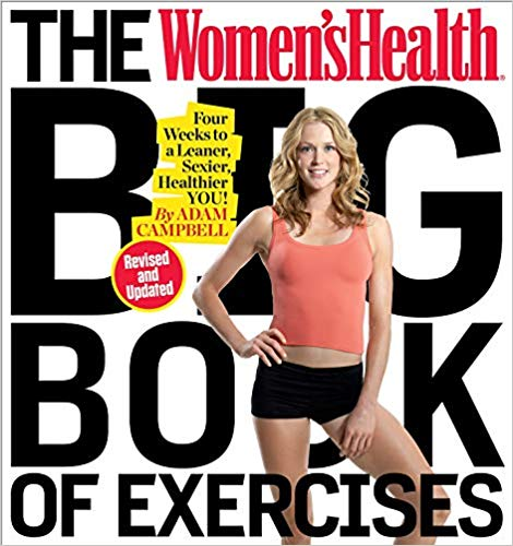 Book The Women's Health Big Book of Exercises