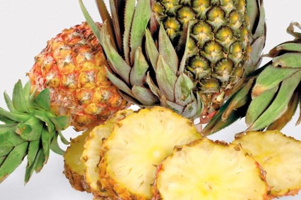 propiedades nutricionales del ananá