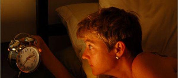 5 principales causas de insomnio