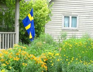 midsummer flag