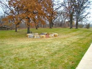 council ring in savanna EHS