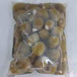 Оливки фаршировані часником 3кг калибр Mammoth 101-110