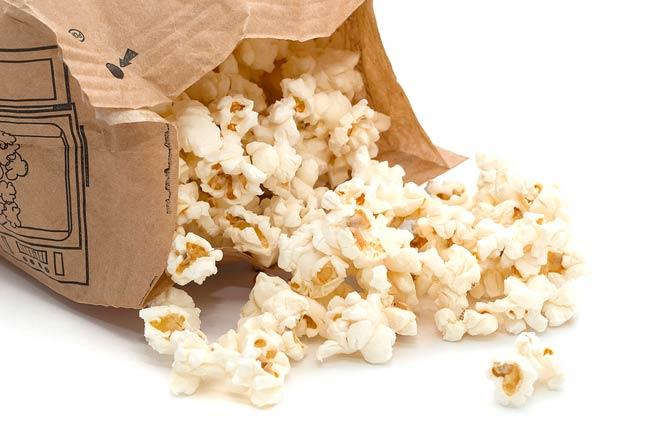 popcorn micro-ondes