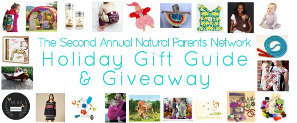 Second Annual NPN Holiday Gift Guide and Giveaway {12/6, 26 winners, US, ARV $2,587}