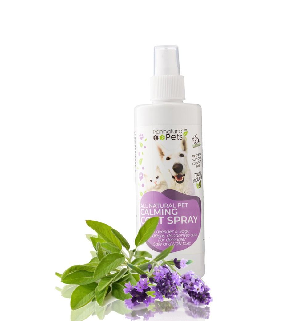 Pannatural Pets All Natural Calming Detangler spray