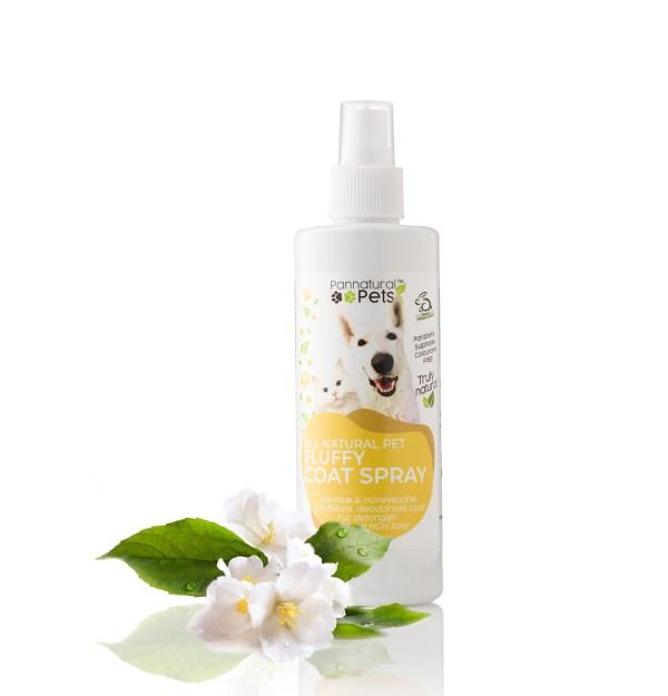 Pannatural Pets All Natural Detangler Jasmin Coat Spray