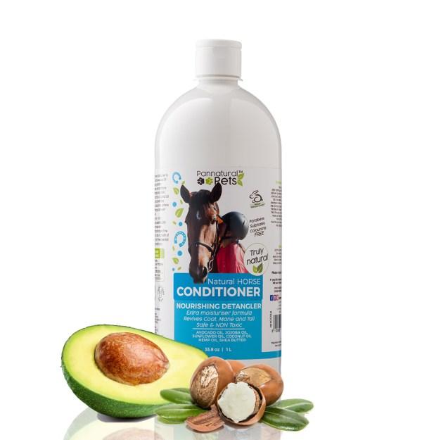 Pannatural Pets Natural Horse Hair Conditioner