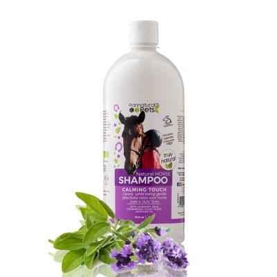 Pannatural Pets All Natural Horse Shampoo Calming Touch