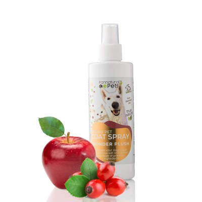Pannatural Pets Natural Deluxe Wonder Plush Detangler Spray