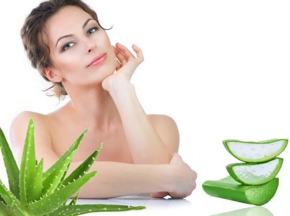 Aloe Vera acne