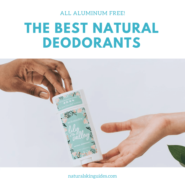 the best natural deodorants 2020