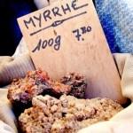 Myrrhe, Schwedenkräuter
