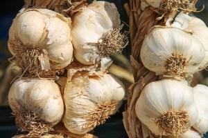 Knoblauch vertreibt nicht nur böse Geister, sondern ist ein natürliches Antibiotikum