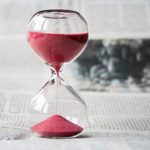 Keine Zeit – DEINE Entscheidung