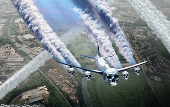 Chemtrail Poisons Are Ruining Our Health From Above