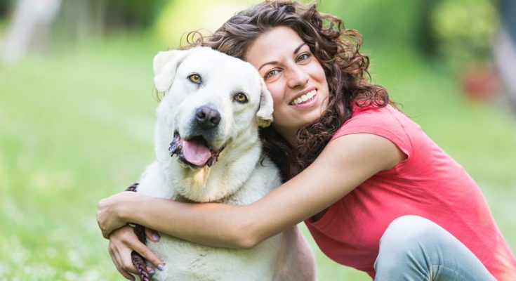 We bind with our pets with unconditional love