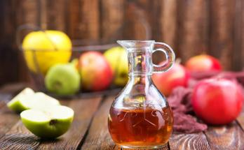 Get Rid of Fungus with Apple Cider Vinegar