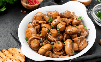What is the best way to cook mushrooms?