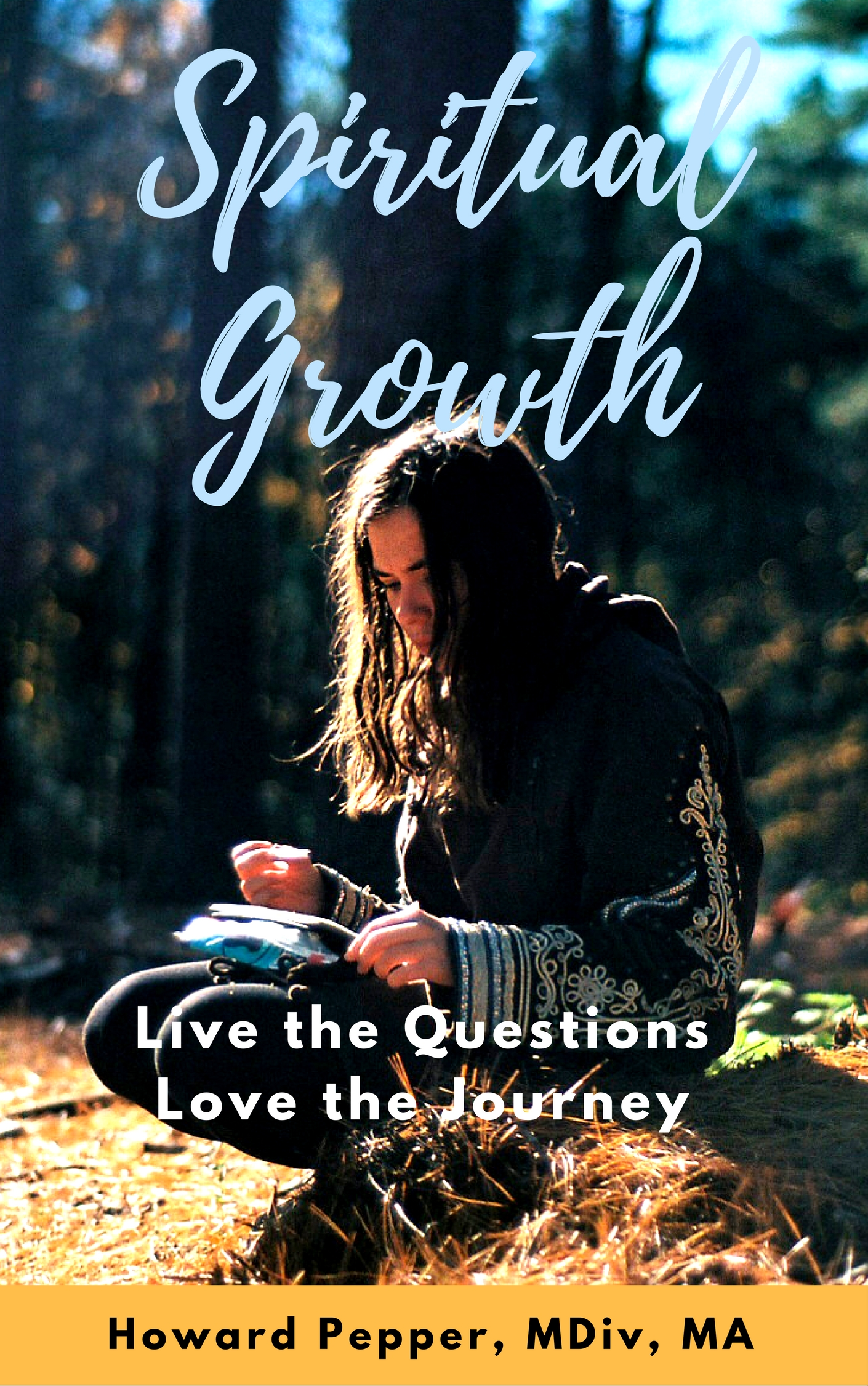 Synopsis Of Spiritual Growth Book