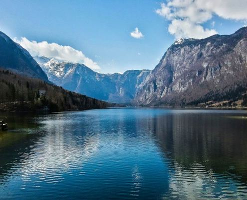 Program Schedule Slovenia Mountains