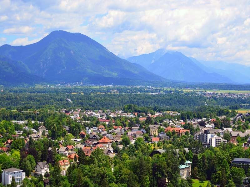 Visit Ljubljana, Slovenia Mateja Petje Hometown