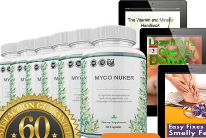 Myco Nuker Review: A Supplement To Rid Toenail Fungus