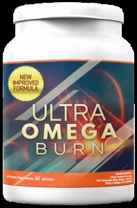 ultra-omega-burn bottle