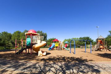 Top 7 reasons why you should think twice before letting your child play on a playground