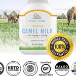 desert farms camel milk review