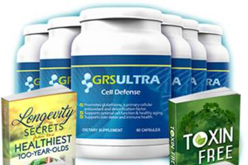 GRS Ultra Review: A Supplement That Builds Cell Defense?
