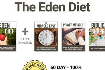 The Eden Diet Review, Weight Loss Rooted In The Bible?