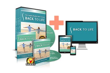 Back to Life Review: Can It Get Rid of Back Pain?