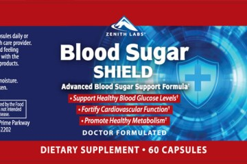 Blood Sugar Shield Review: All You Need To Know