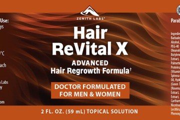 Hair Revital X Review: Will It Help With Hair Loss?