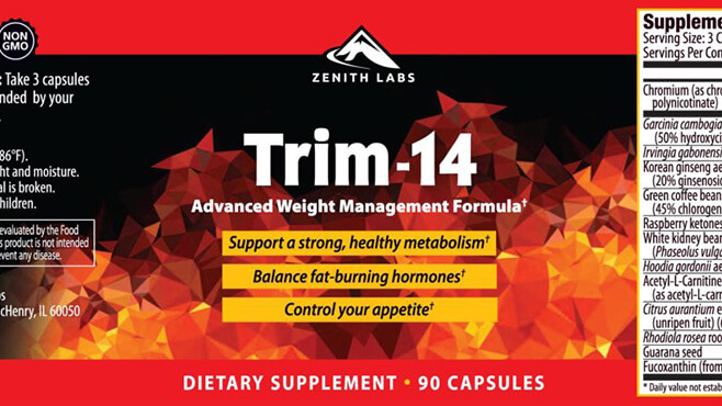 Trim 14 Review: Lose Weight With This