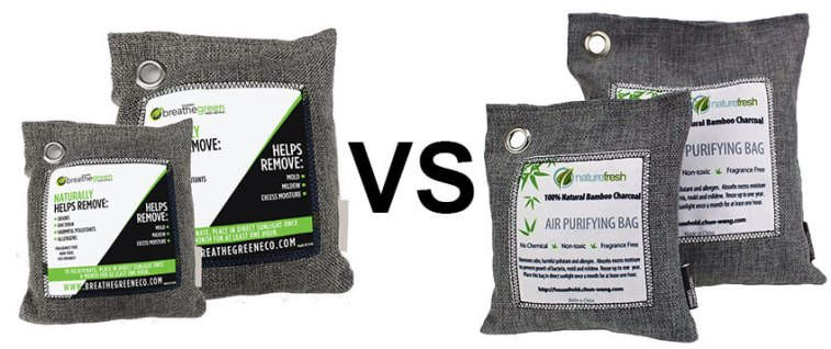 breathe green eco friendly charcoal bags vs naturefresh air purifier bags natural wire. Black Bedroom Furniture Sets. Home Design Ideas