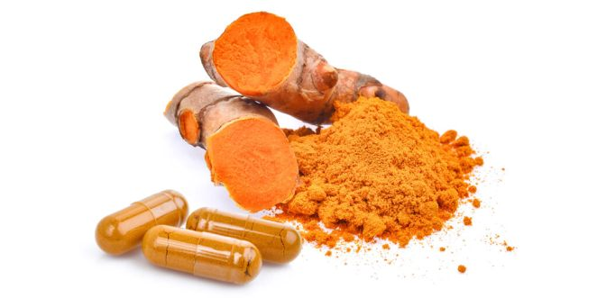 Forms of Turmeric