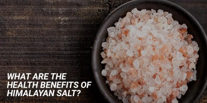 The Benefits of Himalayan Salt Lamps