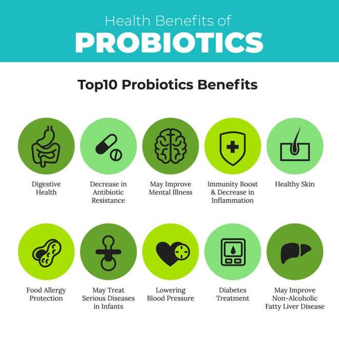 How Will Probiotics Help Your Diet
