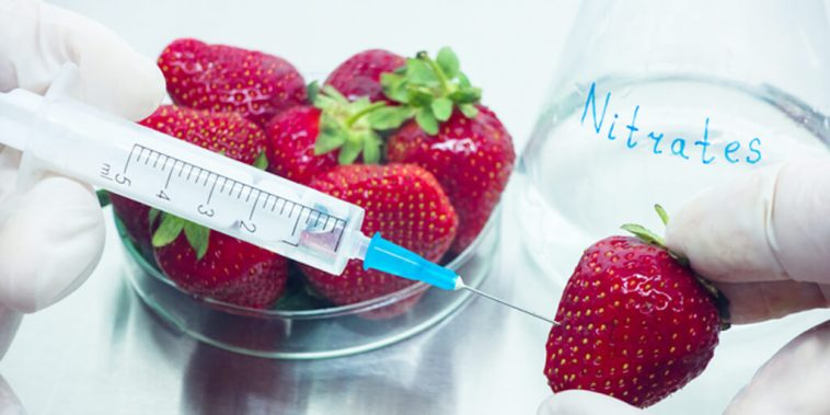 Nitrates in Food