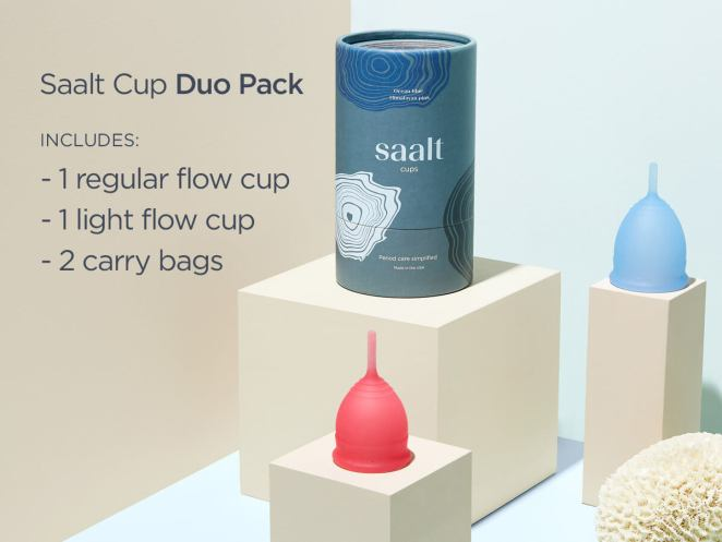 SAALT Cup Review - duo pack