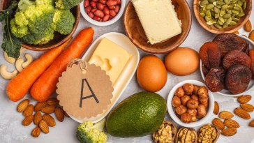 Vitamin A Foods_title