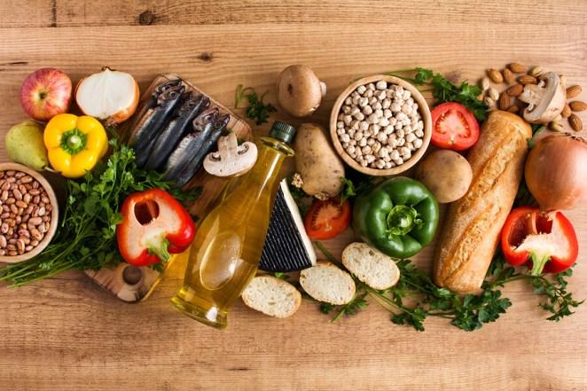 What is the Mediterranean diet plan