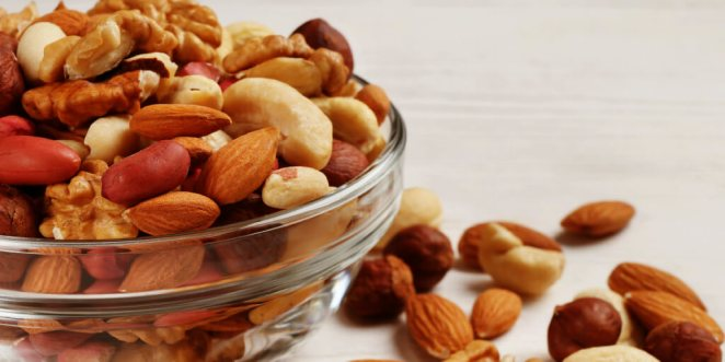 What makes a nut healthy for you